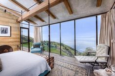 Big Sur Tuscan Estate by Mickey Muenning - http://www.homeadore.com/2014/05/01/big-sur-tuscan-estate-mickey-muenning/ …