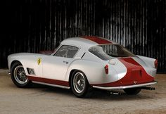 1956 Ferrari 250 GT Tour de France Maintenance/restoration of old/vintage vehicles: the material for new cogs/casters/gears/pads could be cast polyamide which I (Cast polyamide) can produce. My contact: tatjana.alic@windowslive.com