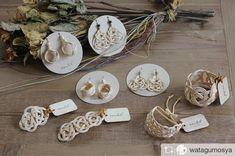 Macrame Earrings, Macrame Jewelry, Bead Earrings, Bamboo Hair Products, Hair Knot, Rattan, Polymer Clay, Cool Designs, Weaving