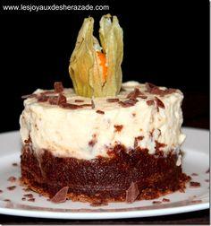 Mascarpone et chocolat