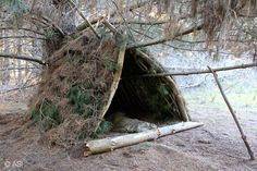survival shelter #survivalclothing #bushcraftequipment