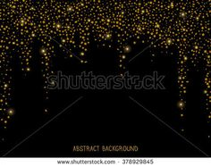 Image result for gold glitter shooting star overlay Gold Confetti, Shooting Stars, Abstract Backgrounds, Gold Glitter, Overlays, Image, Art, Pictures, Art Background