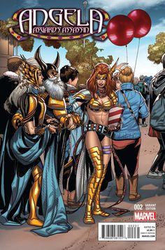 Angela: Asgard's Assassin #2 (Issue)