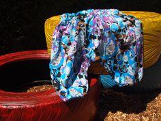 Pantalón Bombacho de algodón estampado. P005. 17€