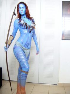 body paint costume - Google Search