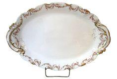 Haviland Turkey Serving Platter on OneKingsLane.com