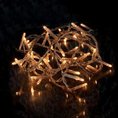 There is light at the end of every tunnel. The fairy lights will decorate your home or office as an atmospheric highlight. The individual lights are small but the effect is powerful. Only suitable for indoor use. Available in various designs.