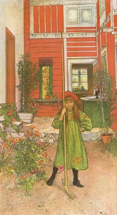 Complete Works Of Carl Larsson | Carl Larsson Rading