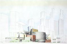 203_Walt Disney Concert Hall / 1980 - 1989 / Chronologisch / Architektur / Home - HANS HOLLEIN.COM