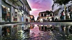 Espectacular foto de @danielbravog7  #PopayánCO #sunset #Follow