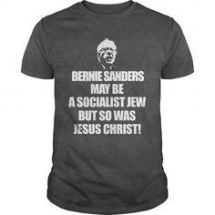 BERNIE SANDERS - SOCIALIST #sunfrogshirt