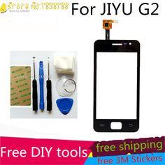 Free DIY Tools+Original New Touch Screen JIAYU G2 JY-G2Glass Capacitive sensor jiayu g2 touch screen digitizer Black #clothing,#shoes,#jewelry,#women,#men,#hats,#watches,#belts,#fashion,#style