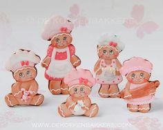 Gingerbread Kids Cookies