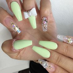 See this Instagram photo by @nailsbymztina • 8,895 likes