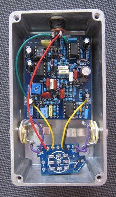 CE2 Chorus PCB Board ce-2 SKU 056 by monkeykingshop on Etsy