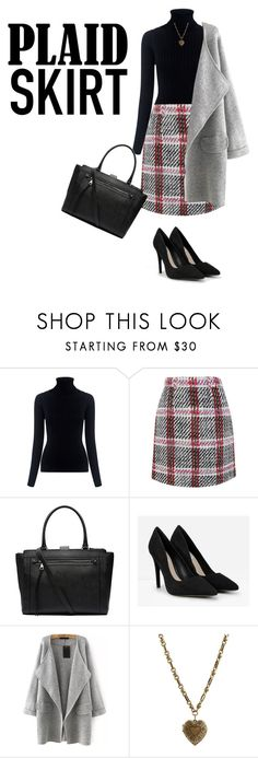 """Ally Mac Beal"" by caro-puppo ❤ liked on Polyvore featuring M.i.h Jeans, Carven, Witchery, CHARLES & KEITH and Etro"