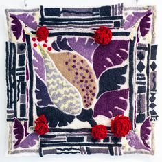 Meet Carol Outram - Textile and Multi-Media Designer and Artisan — Studios Elysium