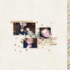 December Memories by Bellisae (Dec 2014 Scrap Pack)
