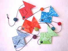 poisson origami ?