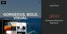 JRNY Responsive WordPress Blog Theme - www.wpchats.com
