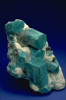 """splashduck """"what is rock and mineral"""" collection. From GeoGallery, Amazinite. 4244"""
