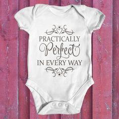 Handmade Baby Bib Newborn Baby Baby Shower Gift Mary Poppins up to 12m 0-3m