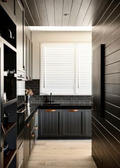 85fddda8a686b Kitchen cabinetry This contemporary take on a traditional farm house in  Flinders was a custom renovation