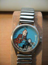 Can Tonet, la colección de Tintín - Relojes