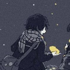 Anime Love Couple, Cute Anime Couples, Avatar, Anime Friendship, Disney Icons, Studio Ghibli Art, Cute Love Memes, Animes Wallpapers, Kawaii Anime Girl
