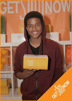 Trevor Jackson from #Eureka and Let it Shine!