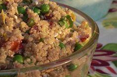 Quinoa Springtime Salad Recipe on Food52 recipe on Food52