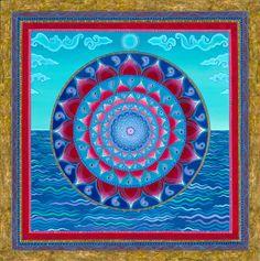 Oceans of Change Mandala
