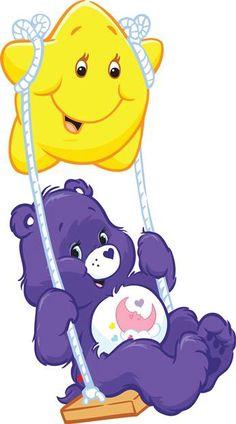 I love Care Bears- Sweet Dreams Bear Care Bears, Care Bear Tattoos, Care Bear Party, Bear Wallpaper, Dibujos Cute, Bear Pictures, Rainbow Brite, Bear Cartoon, Tatty Teddy