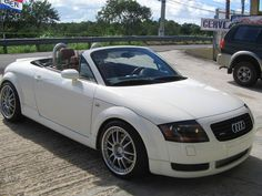 2006 Audi TT - I had this car for a week it was a lemon in navy blue was the color.