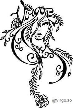 ♍ Virgo Facts!! 🌟 Follow @virgo.zo now!! ♡~♡ ♡~♡ ♡~♡ ♡~♡ Tattoo Girls, Girl Tattoos, Tattoos For Guys, Tattoos For Women, Leo Tattoos, Zodiac Tattoos, Body Art Tattoos, Tribal Tattoos, Belly Tattoos