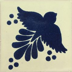 Traditional Mexican Tile - Vuelo