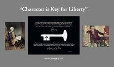 Bastille Key: George Washington's Liberty Key: Mount Vernon's Bastille Key