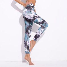 b4c4aa986a43d Women's Sports Yoga Workout Gym. Patterned LeggingsFloral LeggingsPrinted LeggingsWomen's  LeggingsLeggings Are Not PantsTightsHigh Waisted ...
