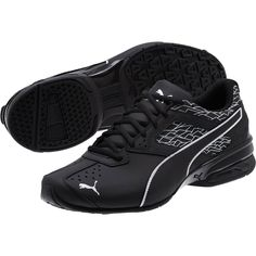 big sale 83665 f4a30 PUMA Tazon 6 Fracture FM Men s Sneakers Men Shoe Running New  PUMA   RunningShoes Black
