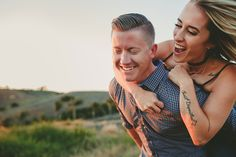 The hills of Temecula. Engagement session ideas in Temecula