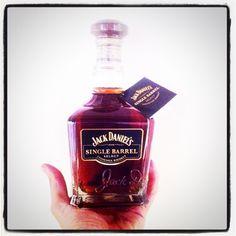 Single barrel ! Jack Daniels Whiskey, Whiskey Bottle, Barrel, Drinks, My Love, Drinking, Beverages, Barrel Roll, Barrels