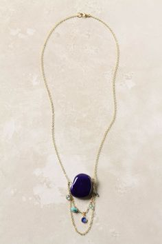"""Anthropologie """"Rio Azul Necklace"""" - this makes online shopping dangerous!"""