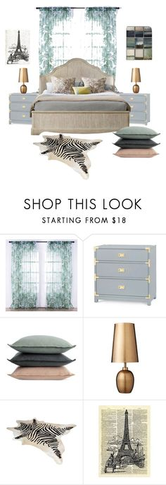 """""""Bez naslova #50"""" by erna-varesevic ❤ liked on Polyvore featuring interior, interiors, interior design, home, home decor, interior decorating, Bungalow 5, Design Within Reach, Lene Bjerre and Capelli New York"""