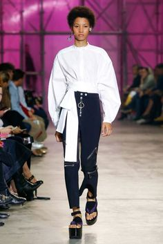 Ellery Spring/Summer 2017 Ready-To-Wear Collection | British Vogue