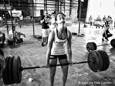 the more I look into crossfit the more I wanna start lifting like, yesterday