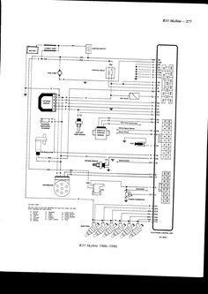 wiring diagram for nissan 1400 bakkie 7 nissan pinterest nissan tiida wiring diagram nissan 1400 electrical wiring diagram electrical wiring diagram, beautiful body, body art, nissan
