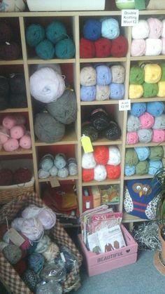 Wall of wool