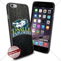 "NCAA-La Salle,iPhone 6 4.7"" Case Cover Protector for iPhone 6 TPU Rubber Case Black SHUMMA http://www.amazon.com/dp/B012K17L9O/ref=cm_sw_r_pi_dp_gtI2vb051TG7M"