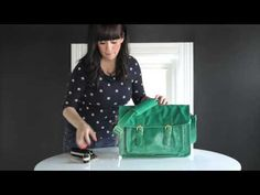 A Beautiful Mess + Kelly Moore Bag Tour - YouTube