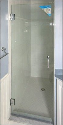 frameless single shower doors. Build Your Single Shower Door Online To Fit Stall. Customize Frameless For A Personalize Look Match Bathroom. Doors Pinterest
